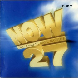 Now Thats What I Call Music 27! (CD)