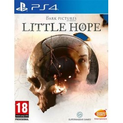 The Dark Pictures : Little Hope - Playstation 4 190512  Playstation 4