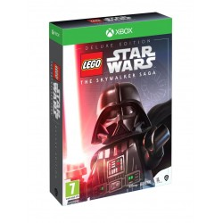 LEGO Star Wars : The Skywalker Saga Deluxe - Xbox One - Xbox Series X 190523  Xbox Series X