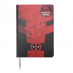 DEADPOOL - Notebook A5 183438  Notitie Boeken