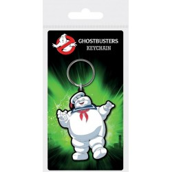 GHOSTBUSTERS - Stay Puft - Rubber Keychain 190878  Sleutelhangers