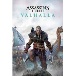 ASSASSIN'S CREED VALHALLA - Poster '61x91.5cm' 190881  Posters