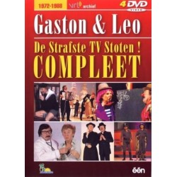 Gaston Leo - De Strafste TV Stoten (DVD)