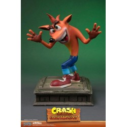 CRASH BANDICOOT - Crash Bandicoot Statue - 41cm 166131  Action Figure