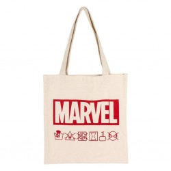 MARVEL - Cleaning Instruction - Shopper tas