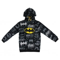 DC COMICS - Sweat Coral Fleece Batman - (12yo) 180996  Kinderkleding