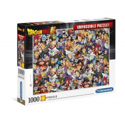 DRAGON BALL SUPER - Characters - Puzzle 1000P 185608  Puzzels
