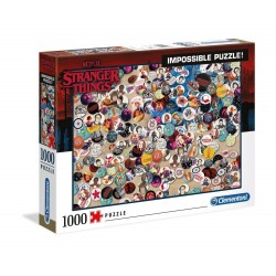 STRANGER THINGS - Impossible Buttons - Puzzle 1000P 185610  Puzzels