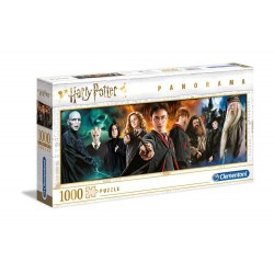 HARRY POTTER - Panorama Characters - Puzzle 1000P 185623  Puzzels