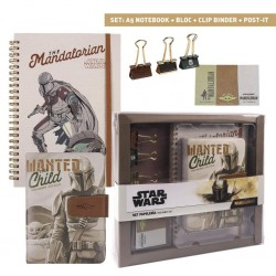 STAR WARS - The Mandalorian - Stationery Set