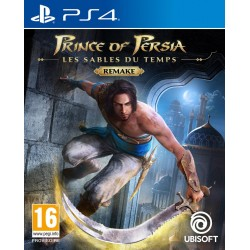 Prince of Persia : The Sands of Time REMAKE - Playstation 4 190931  Playstation 4