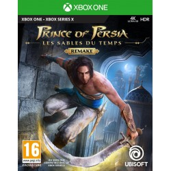Prince of Persia : The Sands of Time REMAKE - Xbox One - Xbox Series X 190932  Xbox One