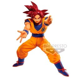 DRAGON BALL SUPER - The Son Goku V - Figure Super Maximatic 190992  Dragon Ball