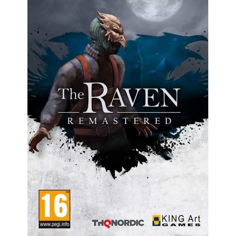 The Raven Remastered 171001  Nintendo Switch
