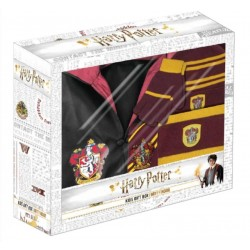 HARRY POTTER - KIDS GIFT BOX 5 In 1 - Robe,Scarf,Tie, Gloves & Beanie 177949  Mutsen