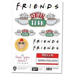 FRIENDS - Official Stickers 20x30cm
