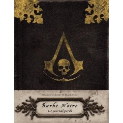 ASSASSIN'S CREED IV - Barbe Noire, Le Journal Perdu de Blackbeard 166068  Boeken