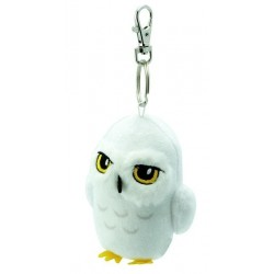 HARRY POTTER - Hedwig - Plush Keychain
