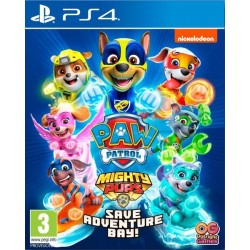 PAW PATROL Mighty Pups Save Adventure Bay - Playstation 4 190162  Playstation 4
