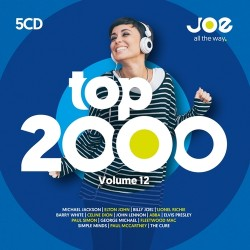 Joe FM Top 2000 Vol.12 (CD)