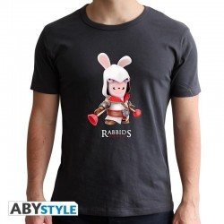RAVING RABBIDS - Spoof Assassin - T-Shirt - Men - (S)