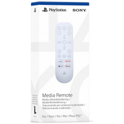 Media Remote Controller - Playstation 5 2837  PS5 Accessoires