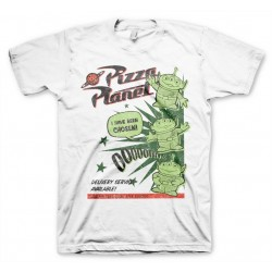 TOY STORY - T-Shirt Pizza Planet - (M) 178481  T-Shirts