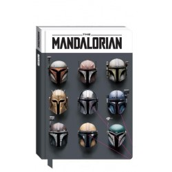 STAR WARS - Mandalorian - Notebook A5 182880  Notitie Boeken