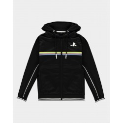 PLAYSTATION - Color Stripe - Men's Hoodie (S) 191221  Hoodies