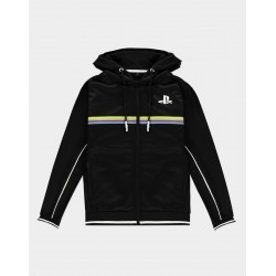 PLAYSTATION - Color Stripe - Men's Hoodie (XL) 191224  Hoodies