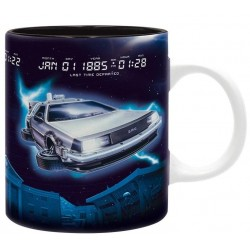 BACK TO THE FUTURE - Delorean - Mug 320 ml