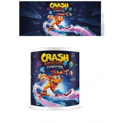 CRASH BANDICOOT 4 - It s About Time - Beker 315ml 191393  Drinkbekers - Mugs