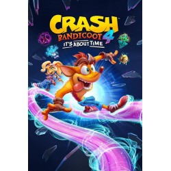 CRASH BANDICOOT 4 - It's About Time - Poster 61x91cm 191397  Posters