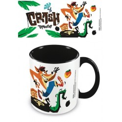 CRASH BANDICOOT 4 - Ridonkulous - Coloured Inner Mug 315ml