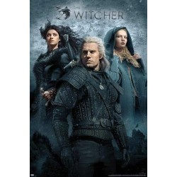 THE WITCHER - Key Art - Poster '61x91.5cm' 191415  Posters