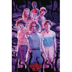 STRANGER THINGS 3 - Poster '61x91.5cm' 191416  Posters