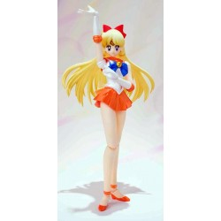 SAILOR MOON - Sailor Venus Figuarts - 14cm (Bandai) 166000  Sailor Moon