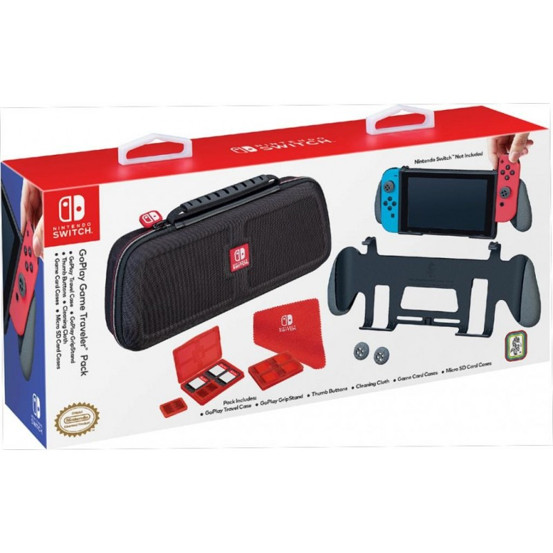 Official Goplay Game Traveler for Nintendo Switch 165998  Nintendo Switch Accessoires