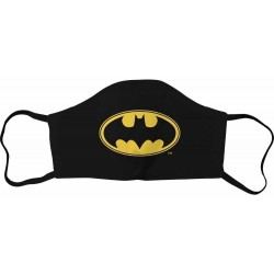 BATMAN - Logo - Adult Face Cover 191723  Mondmaskers