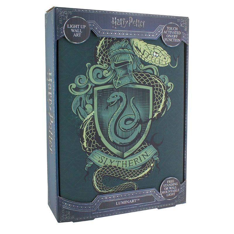 HARRY POTTER - Luminart 30 x 20 - Slytherin 165947  Luminart