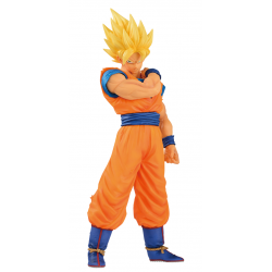 DRAGON BALL Z - SS Son Goku - Figure Resolution of Soldiers vol.1