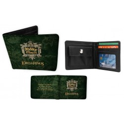 THE LORD OF THE RINGS - Middle Earth - Vinyl Wallet