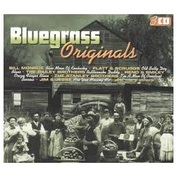 Bluegrass Originals (3CD)