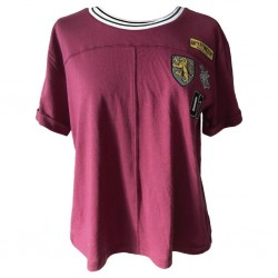 HARRY POTTER - T-Shirt Gryffindor Patches (XL) 171971  T-Shirts