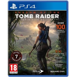 Shadow of the Tomb Raider Definitive Edition 191983  Playstation 4
