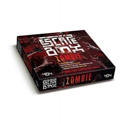 ZOMBIE - Escape box