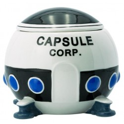 DRAGON BALL - Capsule Corp Spaceship - Beker 3D 550ml