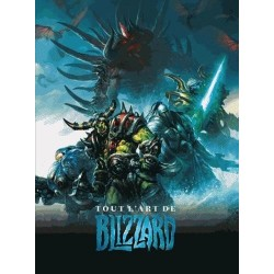 GAMING - Tout l'art de Blizzard 165891  Boeken