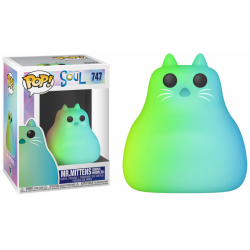 SOUL - Bobble Head POP N° 747 - Mr Mittens (Soul World)