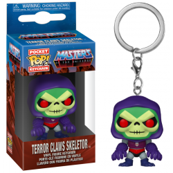M.O.T.U. - Pocket Pop Keychain - Skeletor w/ Terro Claws 192350  Figurines
